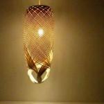 Inspirasi Lampu Bambu Unik