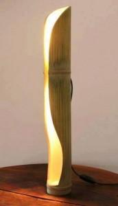 Inspirasi Lampu Bambu Unik-3